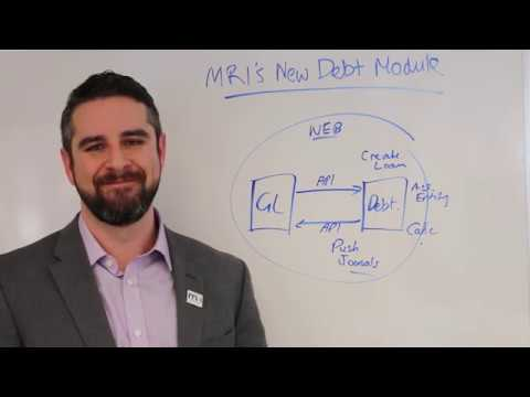 Whiteboard Wednesday - 40 - New Debt Module