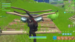 Fortnite Launchpad Glitch