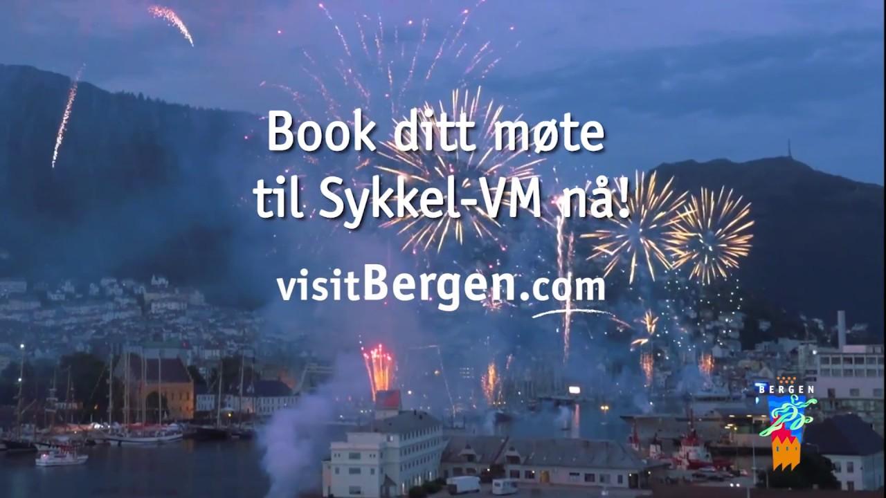 Thumbnail: Legg ditt møte til Bergen under Sykkel VM