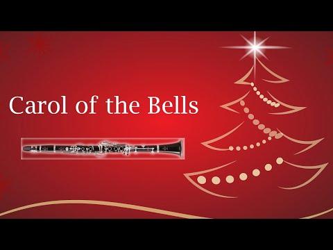 Christmas Carols - Carol of the Bells - Clarinet Duet