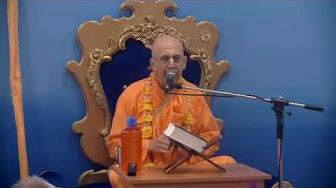 Шримад Бхагаватам 1.12.35-36 - Махадьюти Свами