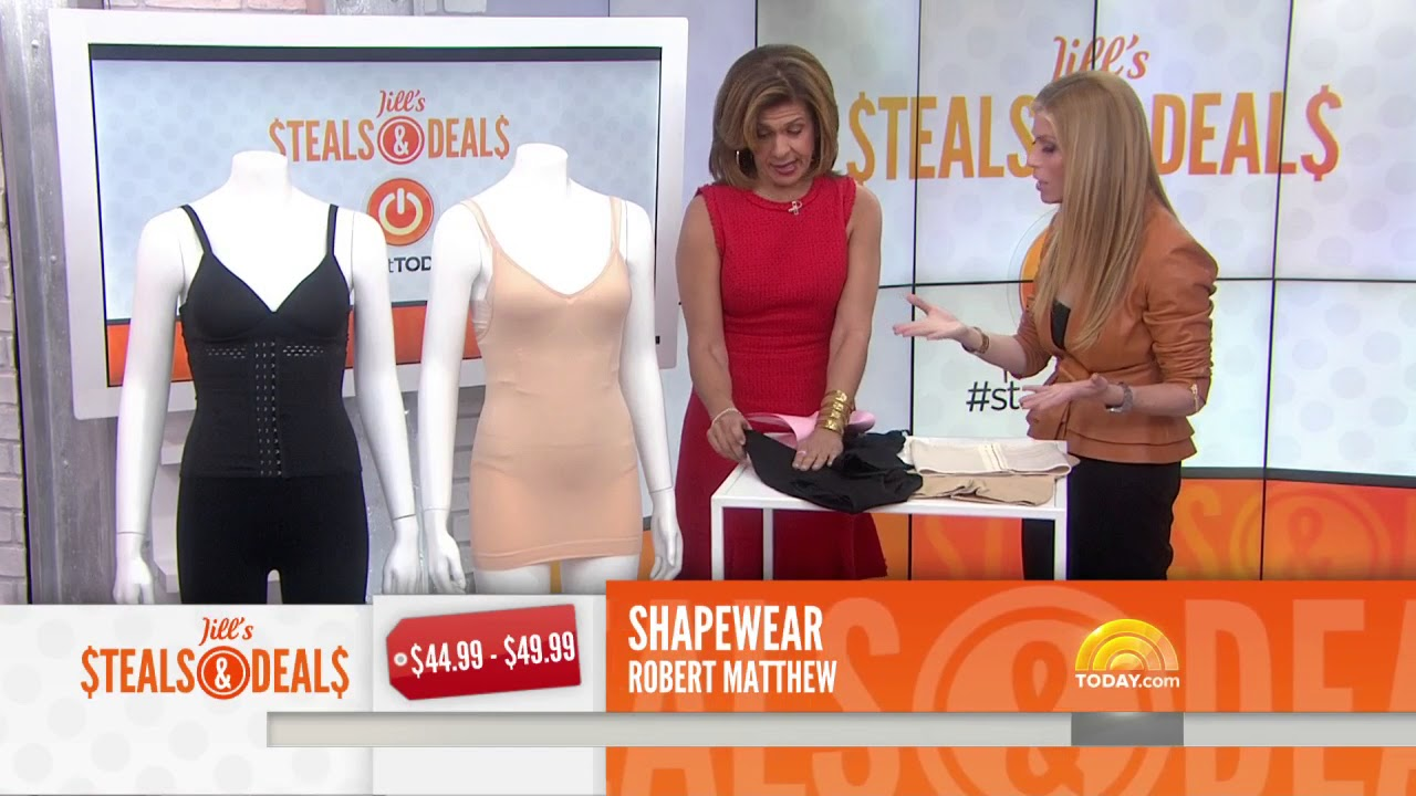5749ce466885a Steals and Deals to help you reach your 2018 goals  Shapewear - YouTube