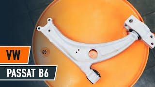 Kako zamenjati prednjo roko naVW PASSAT B6 [VODIČ]