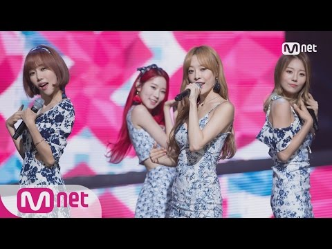 [MelodyDay - Color] KPOP TV Show |  M COUNTDOWN 160728 EP.485