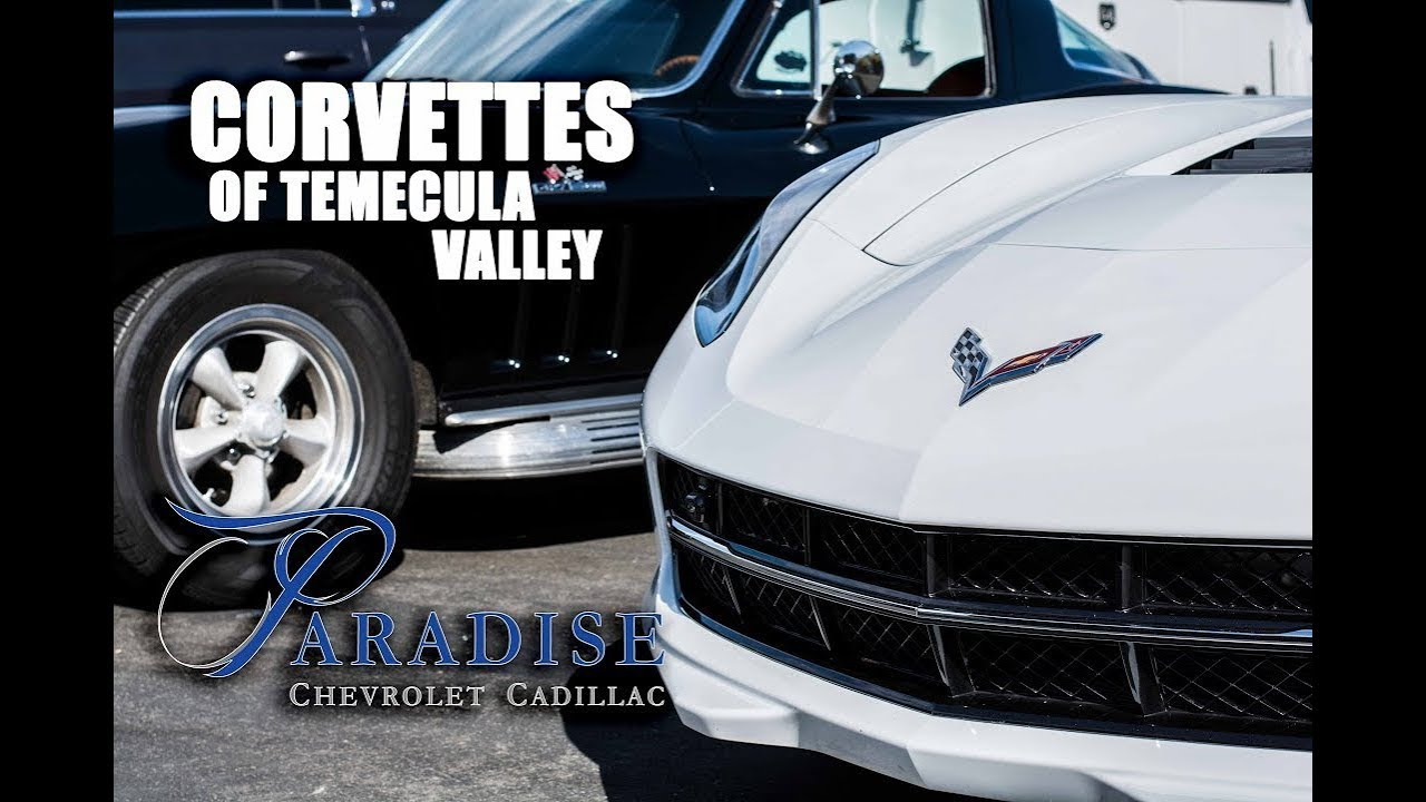 COTV 2017 MYSTERY LUNCH RUN AT PARADISE CHEVROLET CADILLAC
