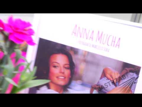 Anna Mucha zdradza szczegóły swojej książki: Będzie pikantnie i zmysłowo