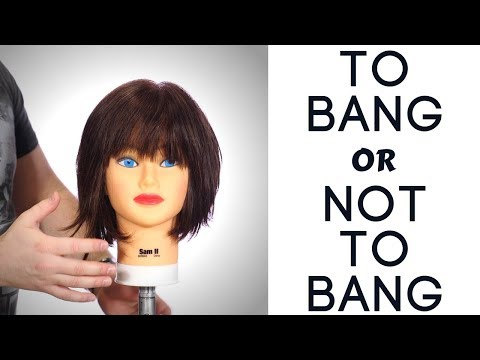 Tips About Hairstyles With Bangs 2020