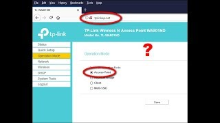 Cara Setting AP TP-Link TL-WA801ND untuk Persiapan UNBK