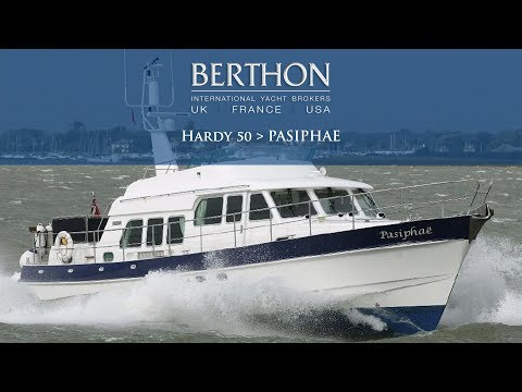 [OFF MARKET] Hardy 50 (PASIPHAE) - Yacht For Sale - Berthon International Yacht Brokers