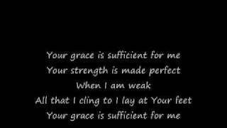 Your Grace Is Sufficient.wmv