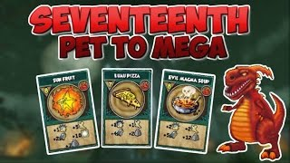 Wizard101: Training My Seventeenth Pet To Mega -megamikey-