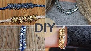 DIY: Bracelet/Collier avec trois fois rien ! Thumbnail