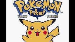 Pokémon Yellow playthrough ~Longplay~
