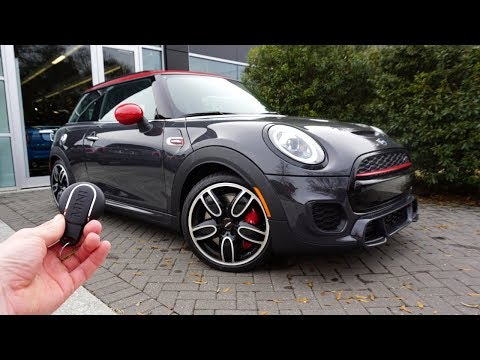2019 Mini John Cooper Works Hardtop: Start Up, Exhaust, Test Drive and Review