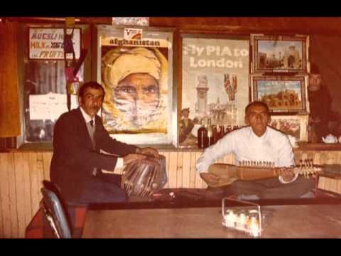 Afghan Rabab - Once upon a time in Kabul - Afghan Rabab