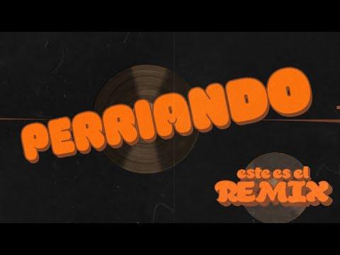 Reykon x Willie Colón - Perriando [La Murga Remix] (Lyric Video Oficial)