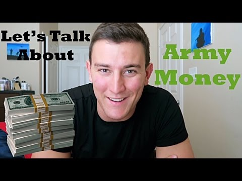 Let's Talk About Army Money