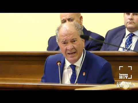 Intervención Jesús Gutiérrez (VOX) en el pleno de constitución de la nueva corporación