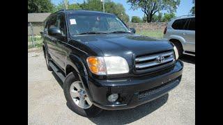2001 Toyota Sequoia 4dr Limited (Topeka, Kansas)