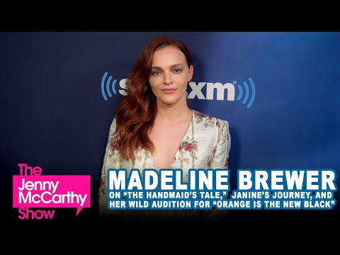 "Madeline Brewer ""The Handmaid's Tale,"" researching childbirth, and her audition for ""OITNB"""