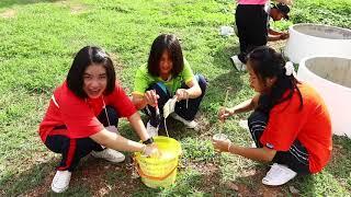 โครงการครูรักษ์ถิ่น ประจำปี 2560 สาขาปฐมวัย คณะครุาตร์ มหาวิทยาลัยราชภัฏกาญจนบุรี