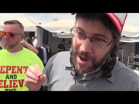 Jewish doc responds to extremist preacher at Israeli Fair who alleges Jews are cursed for deicide