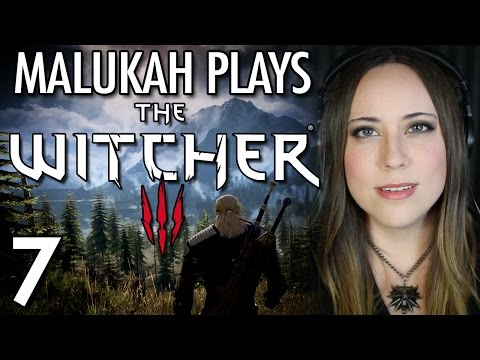Malukah Plays The Witcher 3 - Ep. 7: Ciriiiiii!