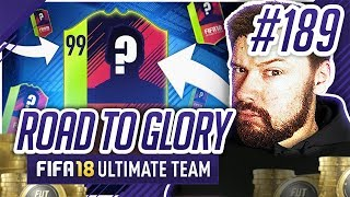 PATH TO GLORY SELECT! - #FIFA18 Road to Glory! #189 Ultimate Team