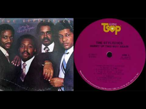 The Stylistics - Hurry Up This Way Again