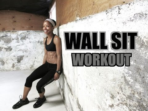 The Wall Sit Workout