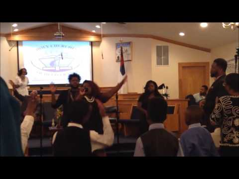 April Hall HCOD 2016 Holy Convocation Part 1