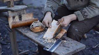 Blacksmithing: making billhook knife