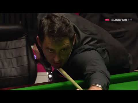 O'SULLIVAN At His Best! Spellbinding English Open Clearance 👌