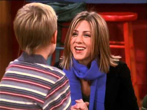Friends Moments - Rachel tries to persuade Ben to stop his pranks