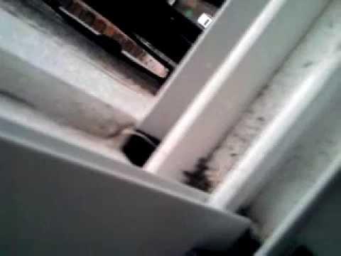 Cambiar rodamientos ventana corredera doovi - Burlete puerta corredera ...