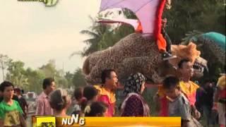 Gambar cover 9 Nunggu Rangdane Burok Mekar Budaya