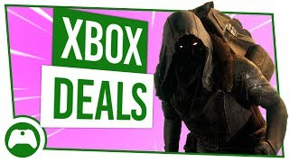 9 Xbox Deals | Red Dead Redemption 2, Destiny 2: Forsaken, LEGO Star Wars and MORE