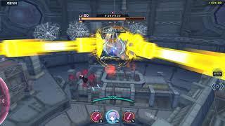 【アリスギア】定期要撃任務 オベリスク:特異型 一条綾香ソロ 星2縛り