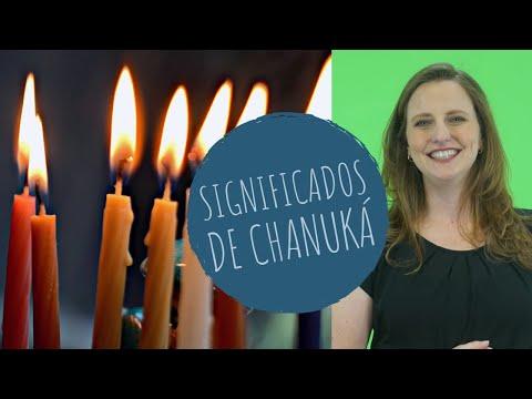 Saiba Mais Sobre Chanuká - A Festa Judaica Das Luzes - Com O Hebraico Simples