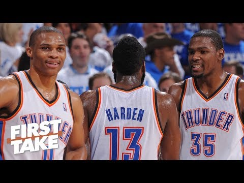 OKC blew a chance to be special with KD, Westbrook and Harden - Max Kellerman | First Take