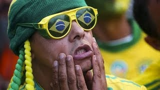 World Cup 2014: Brazil fans unimpressed by 0-0 Mexico draw