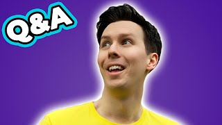 Phil Lester's Q&A at VidCon is (finally) Up!!