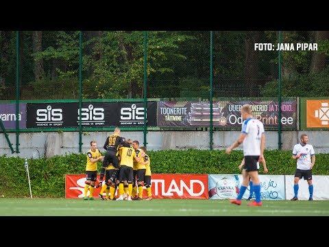 28. voor 2018: JK Tallinna Kalev - Viljandi JK Tulevik 0:2 (0:2)