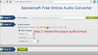 Free Extract Audio from Video