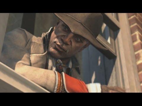 Assassin's Creed III - Achilles Davenport