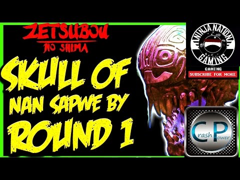 "BO3 Zombies ""Skull Of Nan Sapwe"" ROUND 1 With CrashPower 