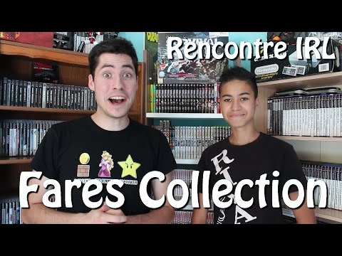 [ Rencontre IRL ] La collection de Fares