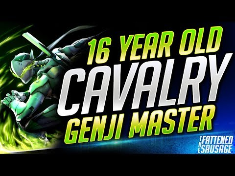 Cavalry, The 16-Year Old Top 500 GENJI MASTER Montage!