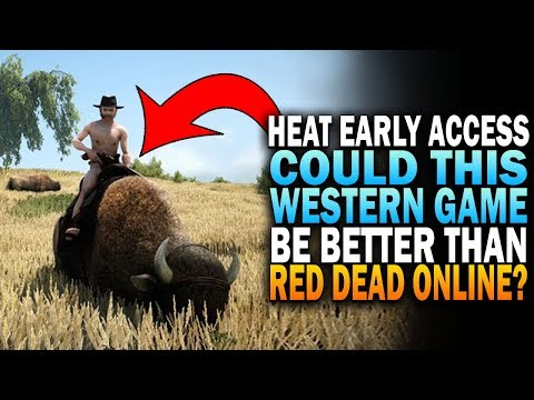 Could This Western Be Better Than Red Dead Online? Heat Early Access Gameplay thumbnail