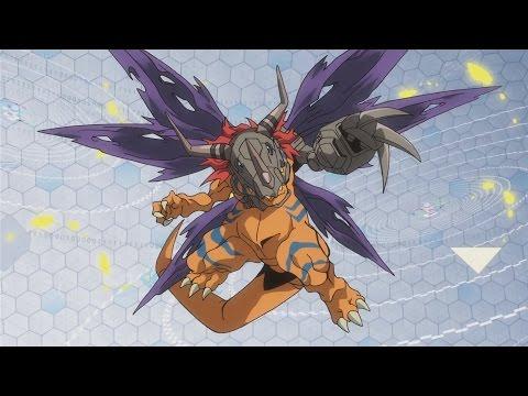 Digimon Adventure tri.: All Digidestined Digivolutions (Movies 1-4)